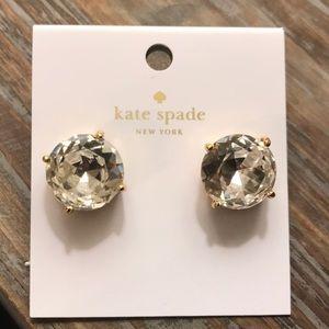 New! Kate Spade Large Gumdrop Studs!